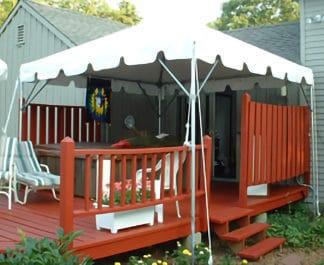 12x12 Frame Tent