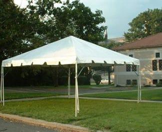 15x15 Frame Tent
