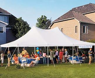 20x30 Elite Tent