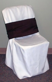 Chair Cover, Ivory
