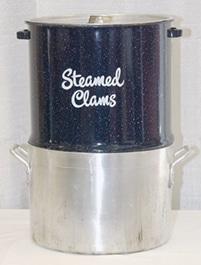 clam steamer