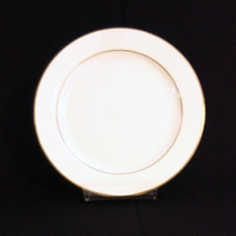 ivory china charger